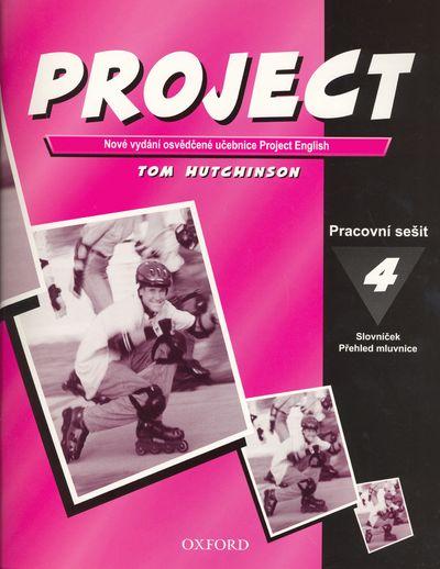 Project 4 Work book: Pracovní sešit - Autor Neuveden [kniha]