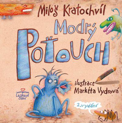 Modrý Poťouch - Miloš Kratochvíl [kniha]