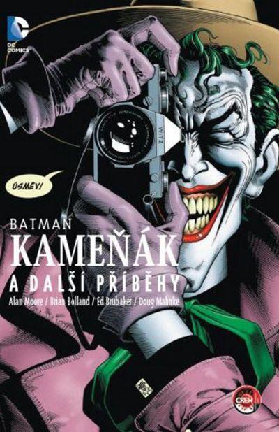 Batman Kameňák a další příběhy - Alan Moore [kniha]