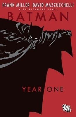 Batman. Year One. Deluxe Edition - Frank Miller, David Mazzucchelli [kniha]