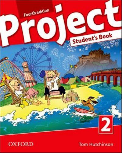 Project 2 Student´s Book: Fourth Edition - T. Hutchinson [kniha]