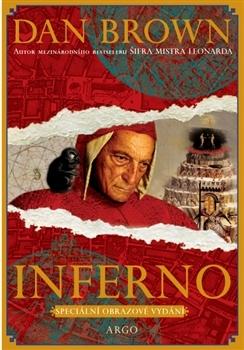 Inferno ilustrovaná vydání - Dan Brown [kniha]