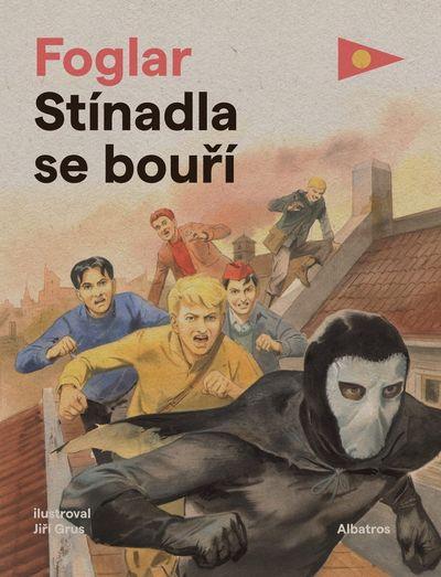 Stínadla se bouří - Jaroslav Foglar [kniha]