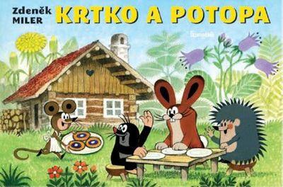 Krtko a potopa - Zdeněk Miler [kniha]