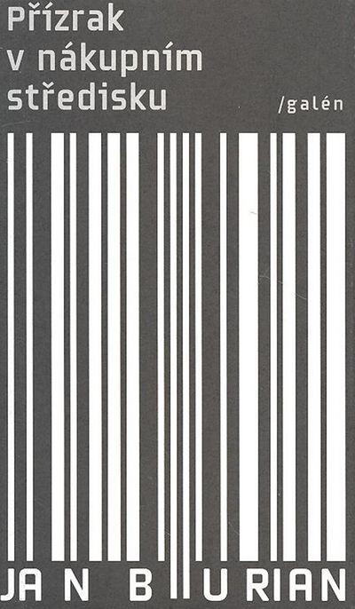 Přízrak v nákupním středisku - Jan Burian [kniha]