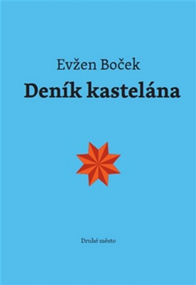 Deník kastelána - Evžen Boček [kniha]