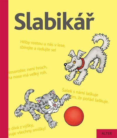 Slabikář - Jiří Žáček [kniha]