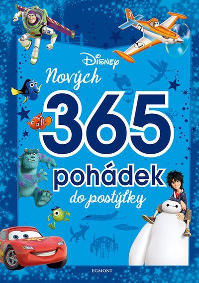 Disney Nových 365 pohádek do postýlky - Autor Neuveden [kniha]