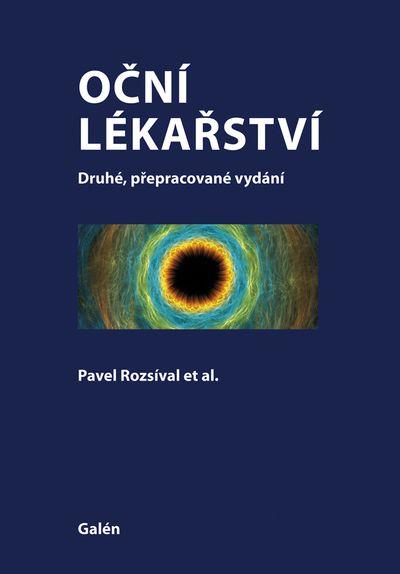 Oční lékařství - Pavel Rozsíval [kniha]