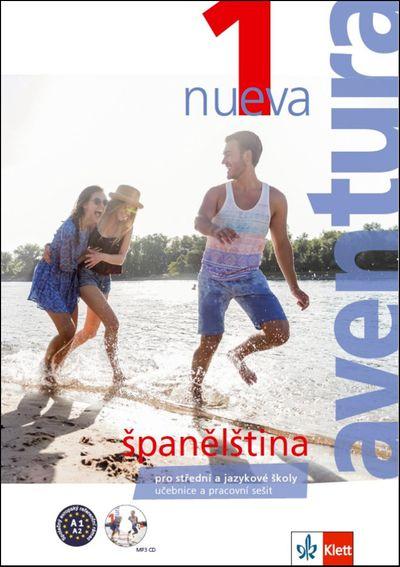 Aventura nueva 1 + CD - Autor Neuveden [kniha]