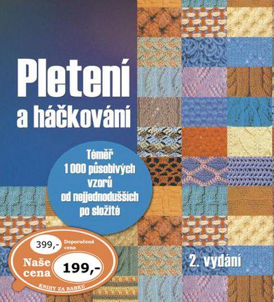 Pletení a háčkování - Autor Neuveden [kniha]