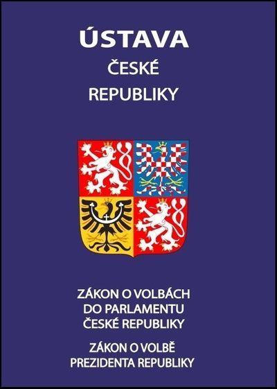 Ústava České republiky 2021: Zákon o volbě prezidenta republiky,Zákon o volbách do Parlamentu České republiky - Autor Neuveden [kniha]