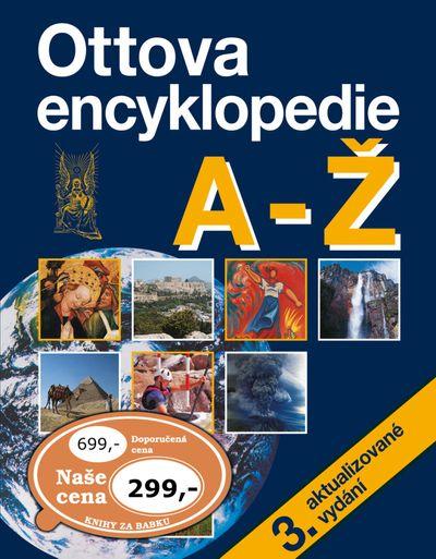 Ottova encyklopedie A-Ž - Autor Neuveden [kniha]