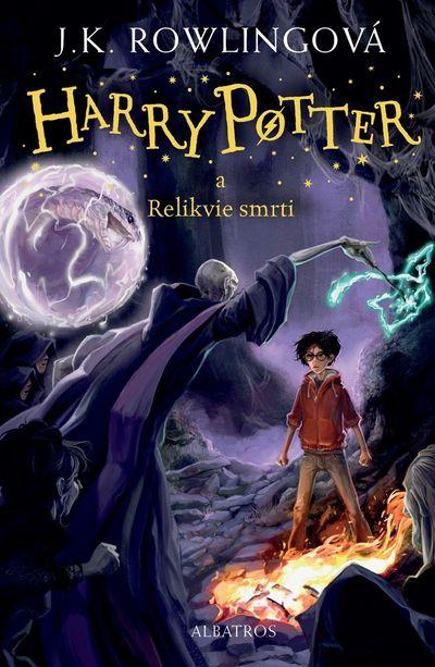 Harry Potter a relikvie smrti - Joanne K. Rowlingová [kniha]