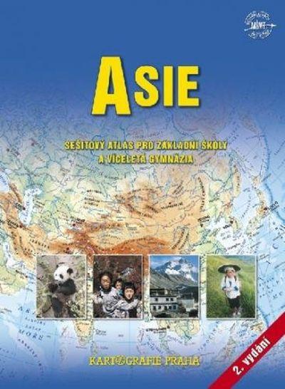 Asie sešitový atlas pro ZŠ - Autor Neuveden [kniha]