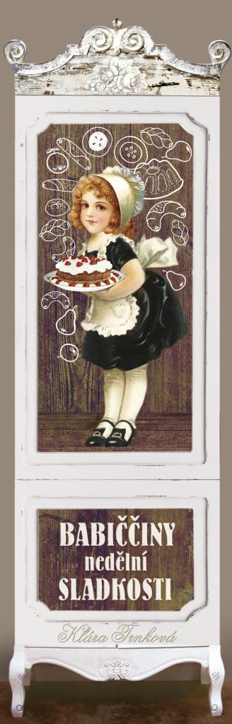 Babiččiny nedělní sladkosti - Klára Trnková [kniha]