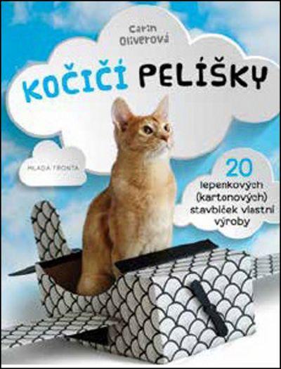 Kočičí pelíšky - Carin Oliverová [kniha]