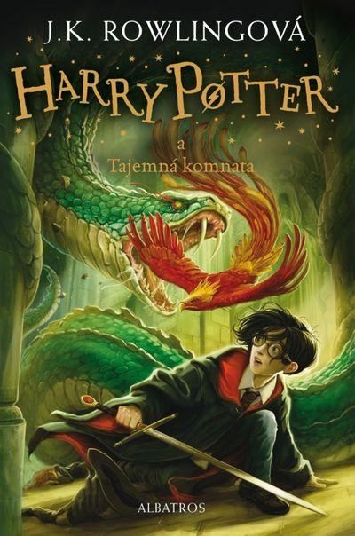 Harry Potter a Tajemná komnata - Joanne K. Rowlingová [kniha]