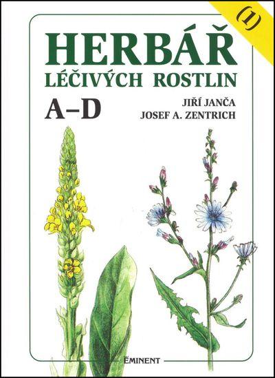 Herbář léčivých rostlin (1): A - D - Jiří Janča, Josef A. Zentrich [kniha]