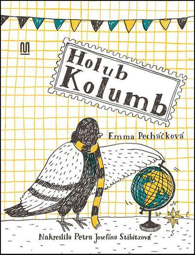 Holub Kolumb - Emma Pecháčková [kniha]