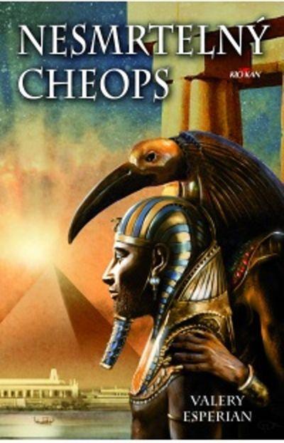 Nesmrtelný Cheops - Valery Esperian [kniha]