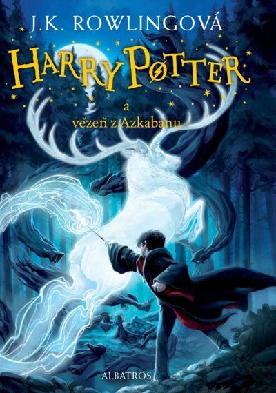 Harry Potter a Vězeň z Azkabanu - Joanne K. Rowlingová [kniha]