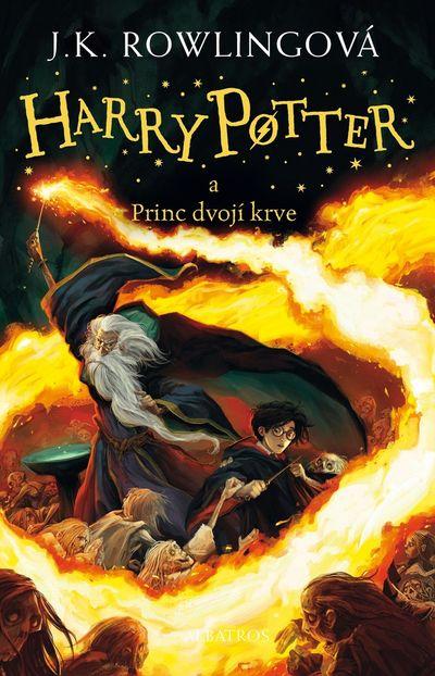 Harry Potter a princ dvojí krve - Joanne K. Rowlingová [kniha]