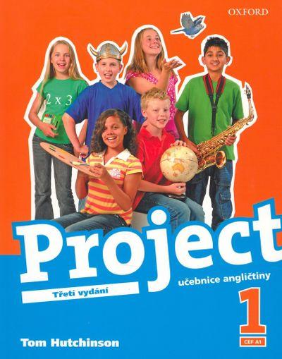 Project 1 the Třetí vydání: učebnice angličtiny - Tom Hutchinson [kniha]
