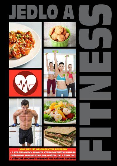Jedlo a fitness - Autor Neuveden [kniha]