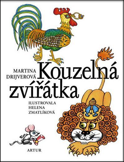 Kouzelná zvířátka - Martina Drijverová [kniha]
