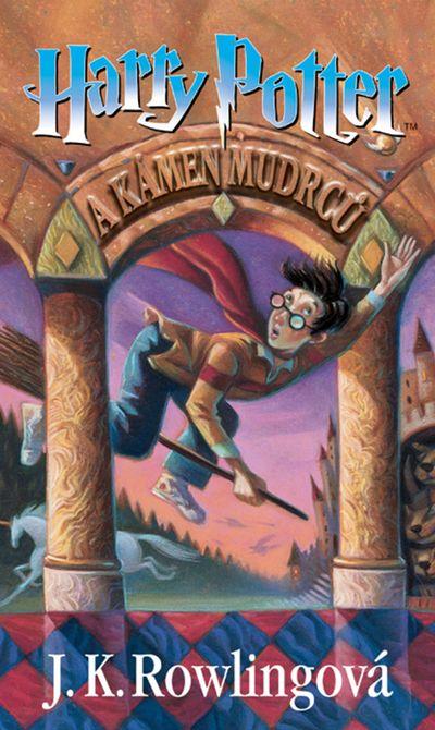 Harry Potter a Kámen mudrců - Joanne K. Rowlingová [kniha]