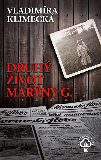 Druhý život Marýny G. - Vladimíra Klimecká [kniha]