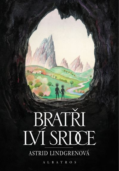 Bratři Lví srdce - Astrid Lindgrenová [kniha]