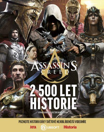 Assassin's Creed 2 500 let historie - Victor Battaggion [kniha]