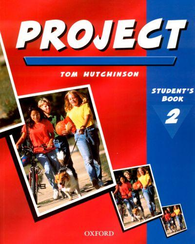 Project 2: Student´s book - Tom Hutchinson [kniha]