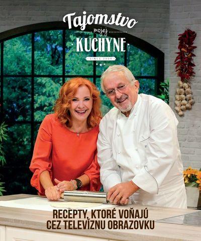 Tajomstvo mojej kuchyne 6: Recepty, ktoré voňajú cez televíznu obrazovku - Autor Neuveden [kniha]