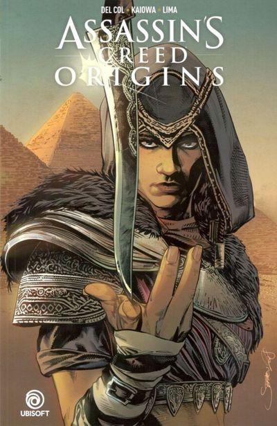 Assassin´s Creed Origins - Anthony Del Col, Anne Tooleová [kniha]