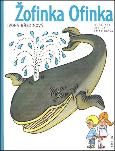 Žofinka Ofinka - Ivona Březinová [kniha]