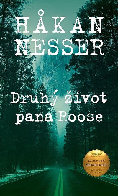 Druhý život pana Rosse - Hakan Nesser [kniha]