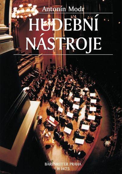 Hudební nástroje - Antonín Modr [kniha]