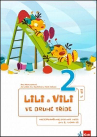 Balíček 4ks Lili a Vili 2 ve druhé třídě: mezipředmětové pracovní sešity I.-IV. díl - Dita Nastoupilová [kniha]