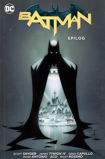 Batman Epilog: Volume 10 - James Tynion IV, Scott Snyder [kniha]